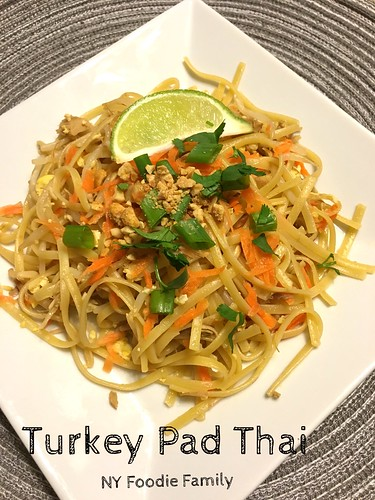 Turkey Pad Thai