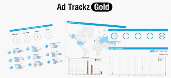 Ad Trackz Gold Script v6.9 - Ad Tracking Solution