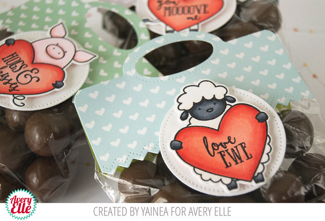 Valentine's treats - detail