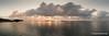 Sunrise over Guanaja