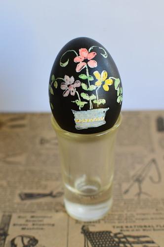 Ukranian Egg Dyeing