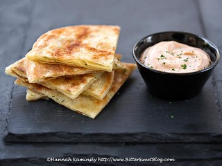 Scallion Pancakes (2/3)