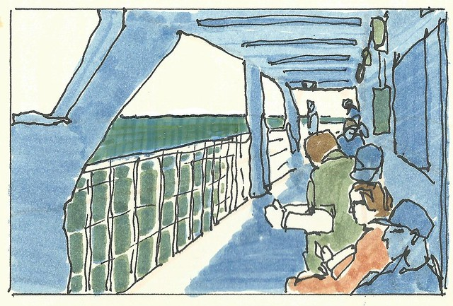 2016_01_18 Costa Rica Ferry 2