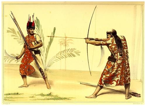 009-Combate de los indios Yuracares-Bolivia