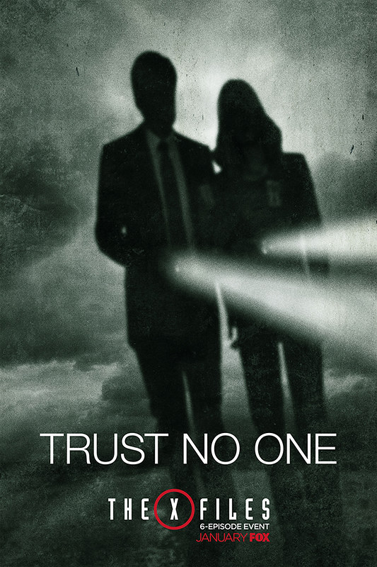 The X-Files - Season 10 - Poster 4