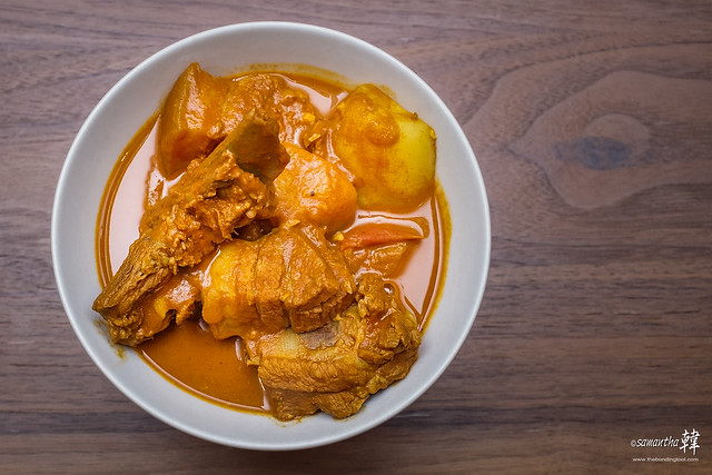 Home-cooked Pork Curry-7091-