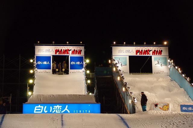 2016さっぽろ雪まつり白い恋人 PARK AIR ファイナルスーパーセッション_01