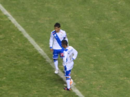 Puebla vs Racing de Avellaneda  copa bridgestone libertadores 2016