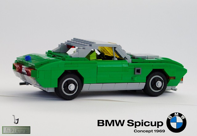 BMW / Bertone Spicup - Concept 1969