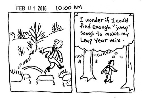 Hourly Comic Day 2016 - 10:00am