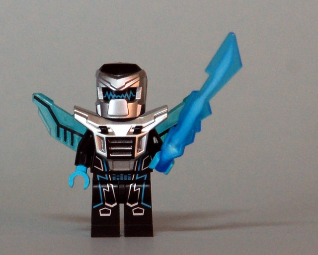 71011 LEGO Minifigures - Series 15 - Laser Mech