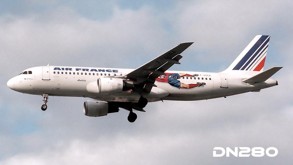 Air France A320-100