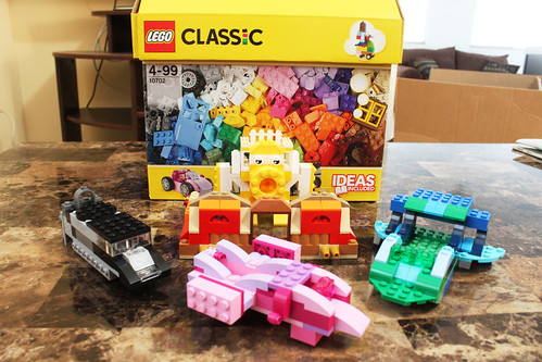 LEGO Classic Creative Building Set (10702)