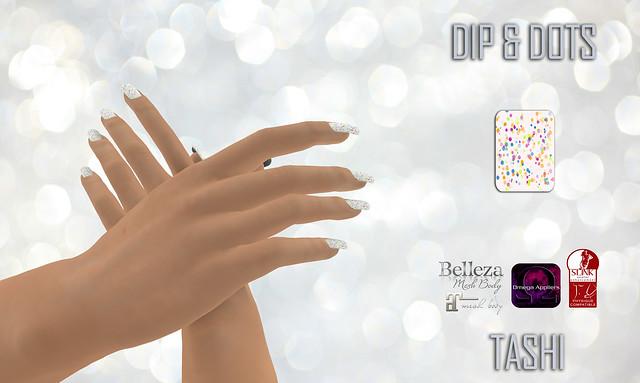 TASHI Dip & Dots