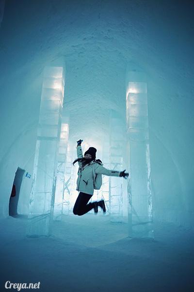 2016.02.25 ▐ 看我歐行腿 ▐ 美到搶著入冰宮,躺在用冰打造的瑞典北極圈 ICE HOTEL 裡 31.jpg