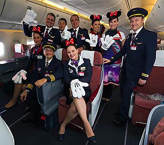 TAM Tripulación Avión de los Sueños (LATAM Airlines)