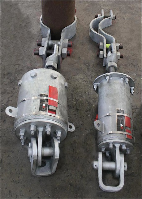 Variable Spring Hangers Designed for an Upstream and Valve Project in Thailand