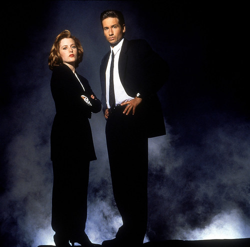 The X-Files - Promo Photo 2