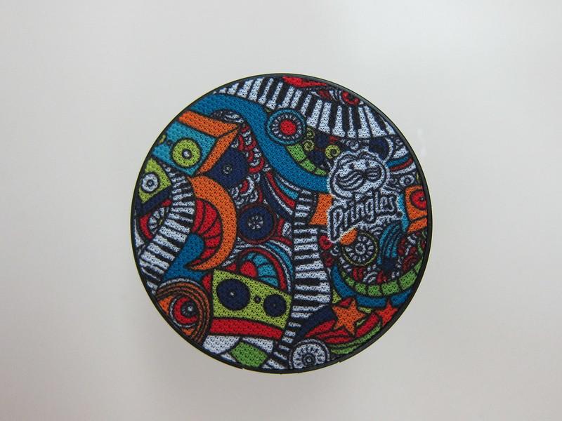 Pringles Party Speaker - Top