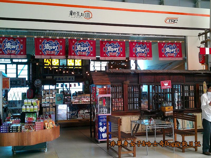 臺鐵新烏日vs高鐵台中站17