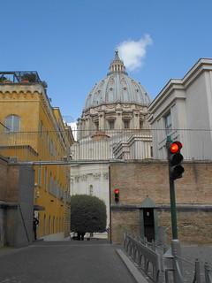 Um den Vatikan herum - 23
