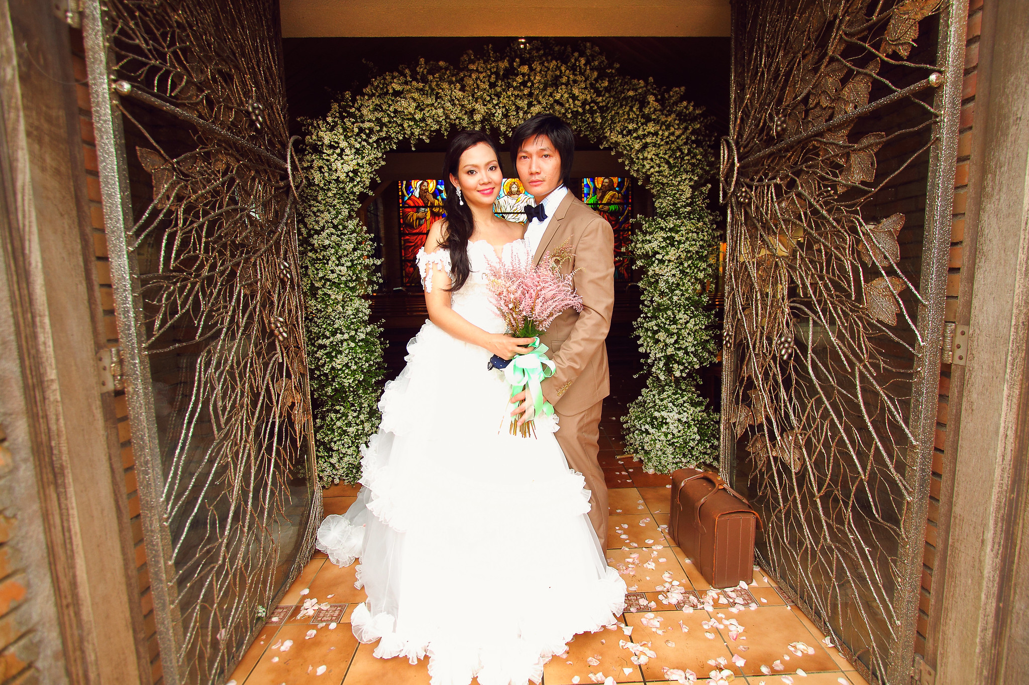 Brian and Jaycelle's Wedding, 9 November 2013