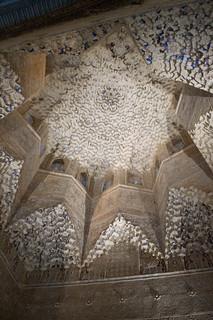 Nasrid Palaces, La Alhambra, Granada