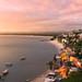Sunset @Barra de Guaratiba, #RiodeJaneiro, #Brazil by rafa bahiense