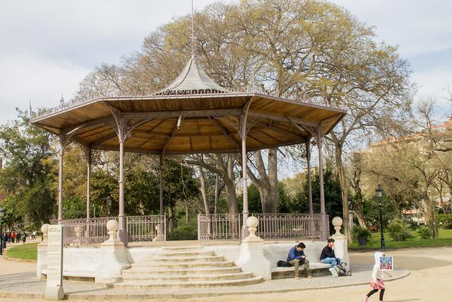 Parc de la Ciutadella, Passeig de Picasso Barcelone Catalonia Spain