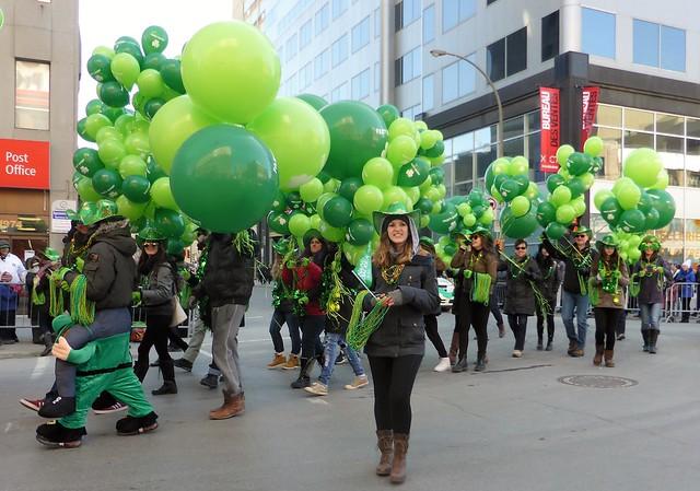St. Patrick's Day Parade, Panasonic DMC-ZS27