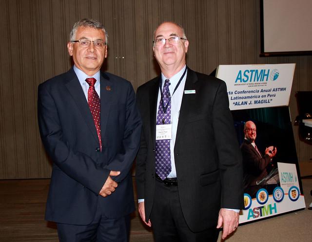 Sexta Conferencia Anual ASTMH