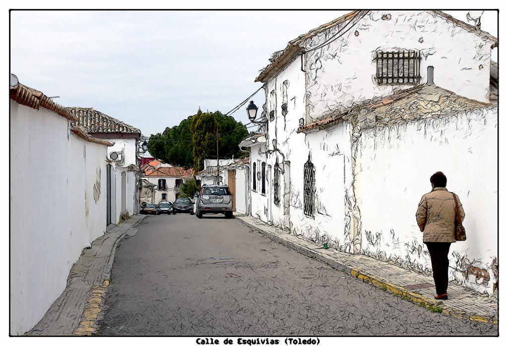 Calle de Esquivias (Toledo)