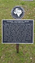 Photo of Black plaque number 18963