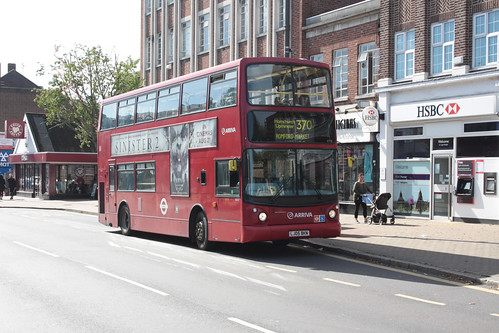 Arriva Southern Counties 6119 LJ05BKN