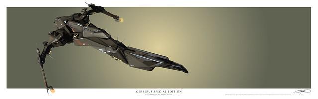 Cerberus Special Edition