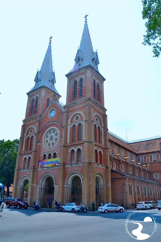 Iglesia de Norte Dame, Ho Chi Minh City