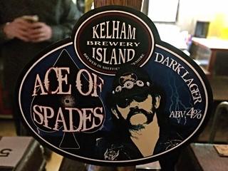 Kelham Island, Ace of Spades, England