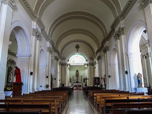 Granada: la Iglesia de la Merced