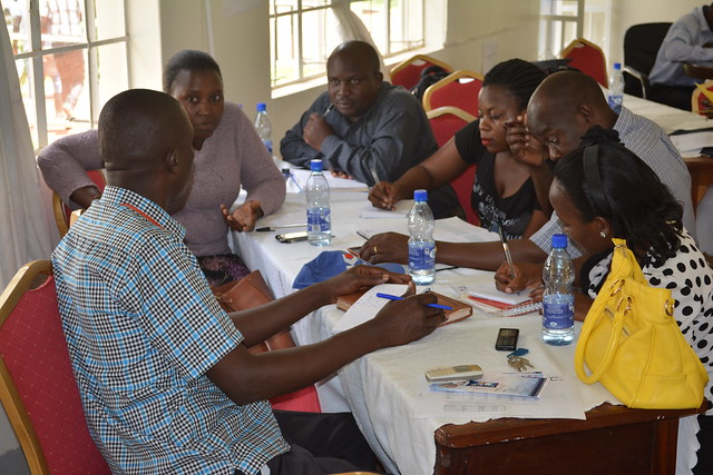 Pig MSP meeting in Mukono, Uganda