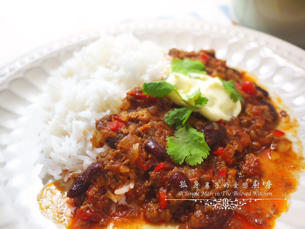 孤身廚房-墨西哥辣醬佐香米43