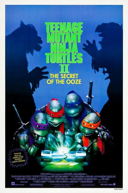 (1991) Teenage Mutant Ninja Turtles II The Secret Of The Ooze