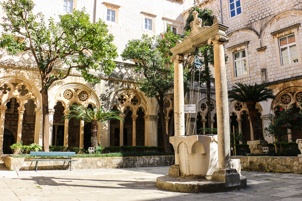 Dominican Monastery - Dubrovnik