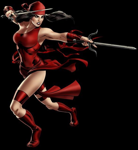 Elektra - Comics - 2