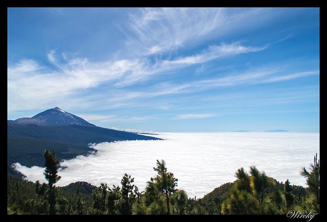 Mejores miradores del Teide en Tenerife - Mirador de Chipeque