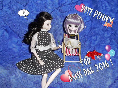 April: Miss Dal Contest 2 Your own Miss Dal from your own collection  26427190596_73202cab78