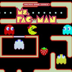 Arcade Game Series: Ms. Pac-Man (Out 4/20)