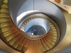 Greenwich museum stairs