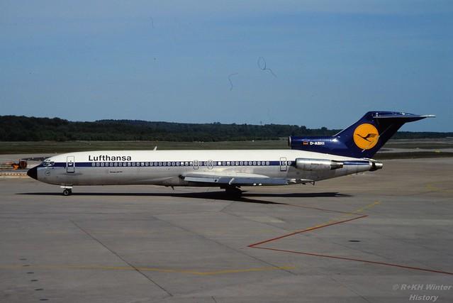 Boeing 727-230 D-ABHI