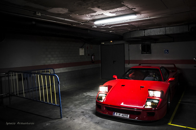 Ferrari F40 (Granada)