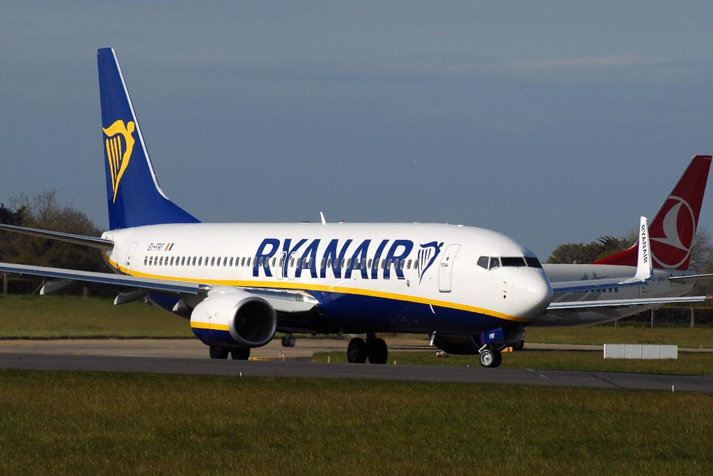 EI-FRF - B738 - Ryanair